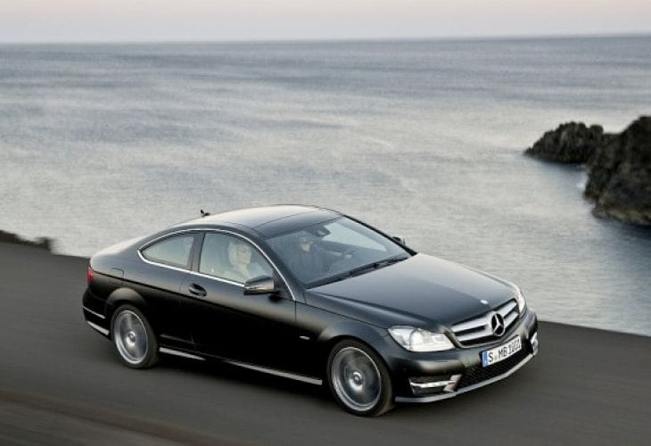 All-new Mercedes C-Class Sedan exterior inspired by E-Class