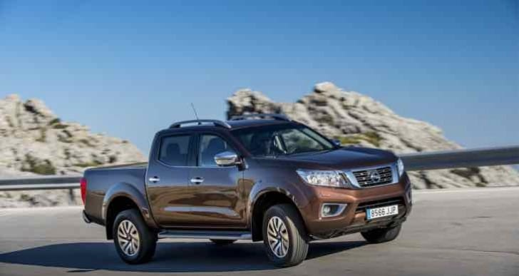 All-new Nissan NP300 Navara UK price range, specs announced