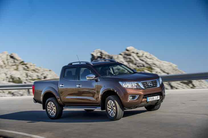 All-new Nissan NP300 Navara UK price