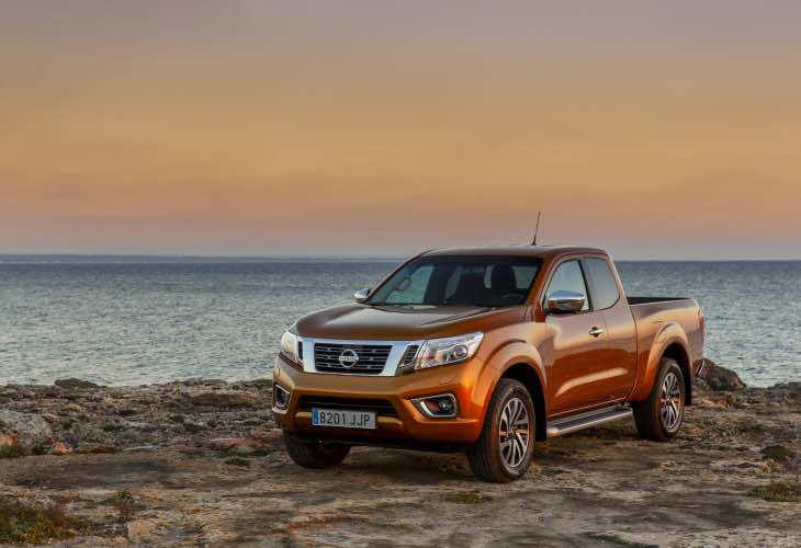 All-new Nissan NP300 Navara released