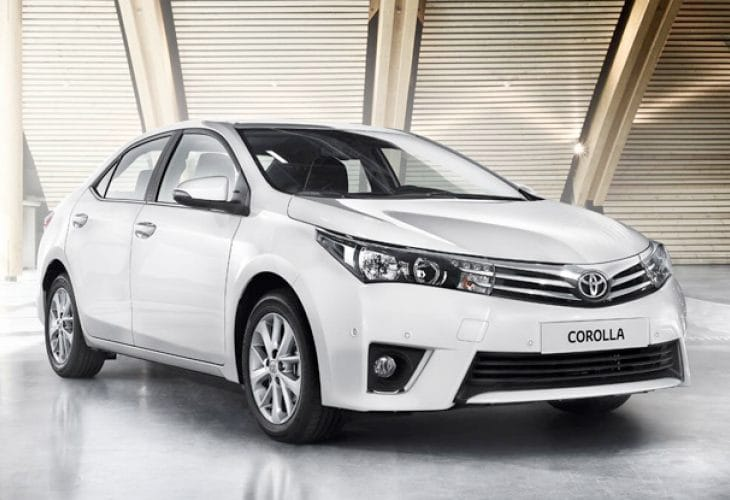 All-new Toyota Corolla specs, less forgettable for 2014