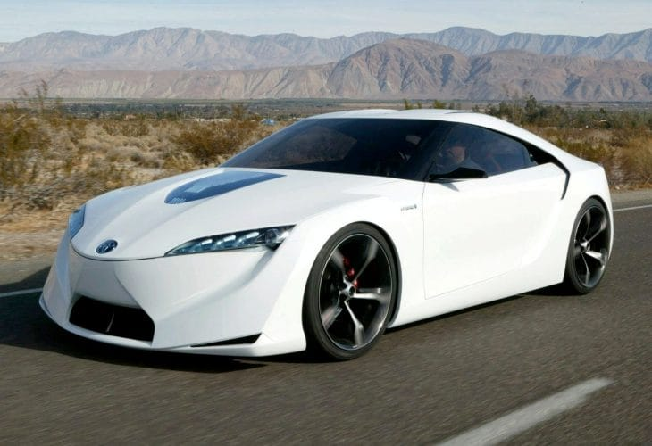 All-new Toyota Supra could be a joint BMW release