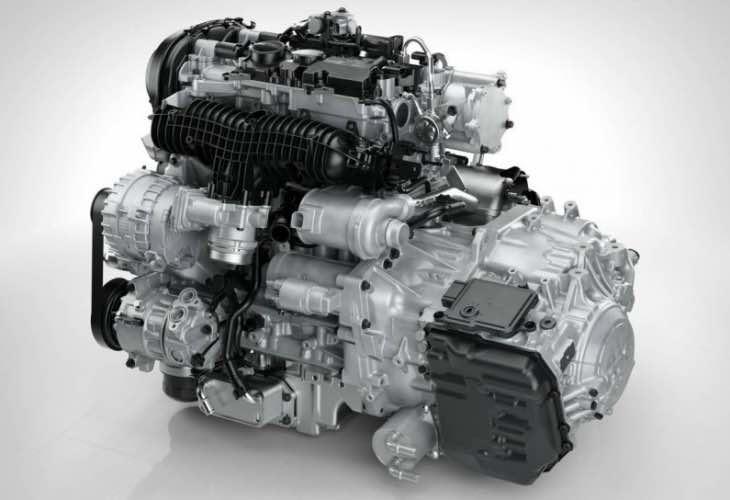 All-new Volvo S90 hybrid option