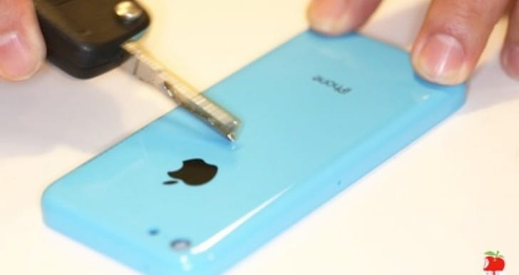 Alleged iPhone 5C more durable than iPhone 5