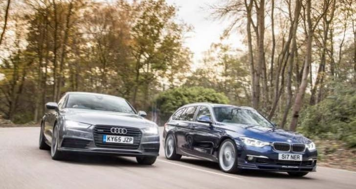 Alpina D3 Biturbo Vs. Audi A7 test review verdict