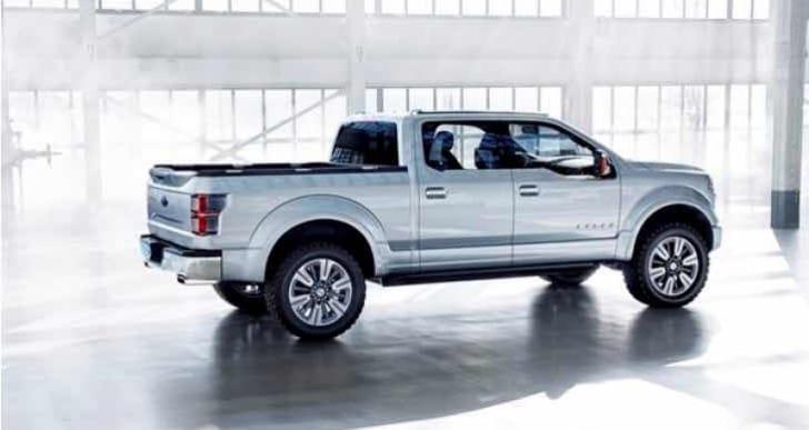 Aluminum Ford Fusion, Flex and Explorer body desired
