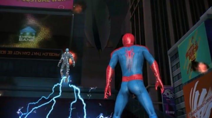Amazing Spider-Man 2 game April release on mobile platforms