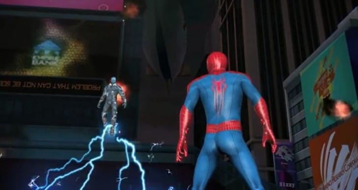 Amazing Spider-Man 2 game April release on mobile platforms