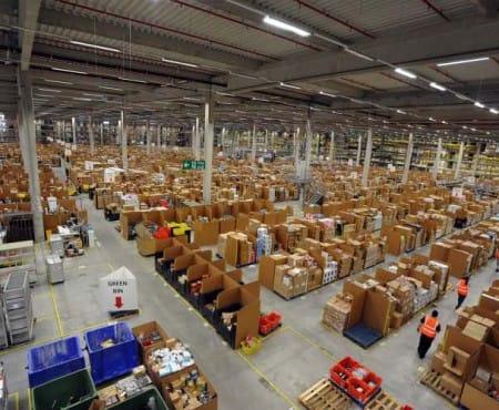 Amazon Boxing Day sale start time for 2014