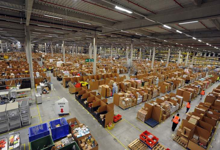 Amazon Boxing Day sale 2014 start time on Dec. 25