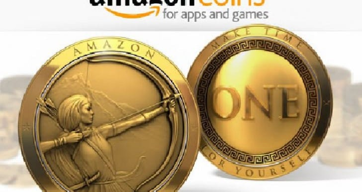Android update now accepts Amazon Coins