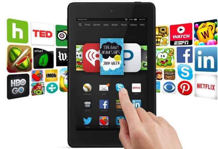 Amazon Fire 10 tablet specs