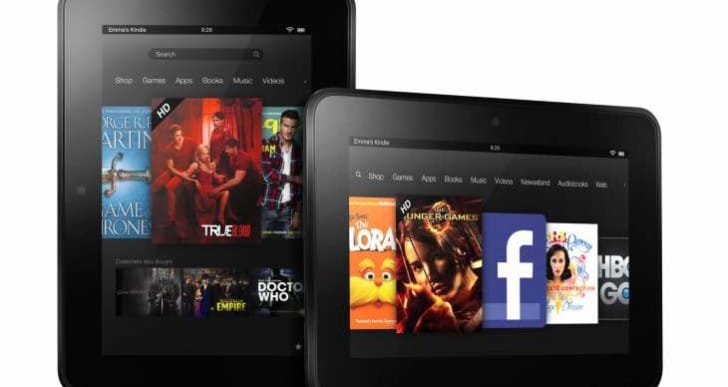 Amazon Fire HD update brings HDX feature