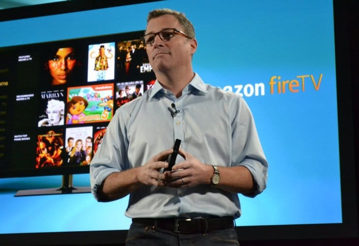 Amazon Fire TV UK release lacks exact date