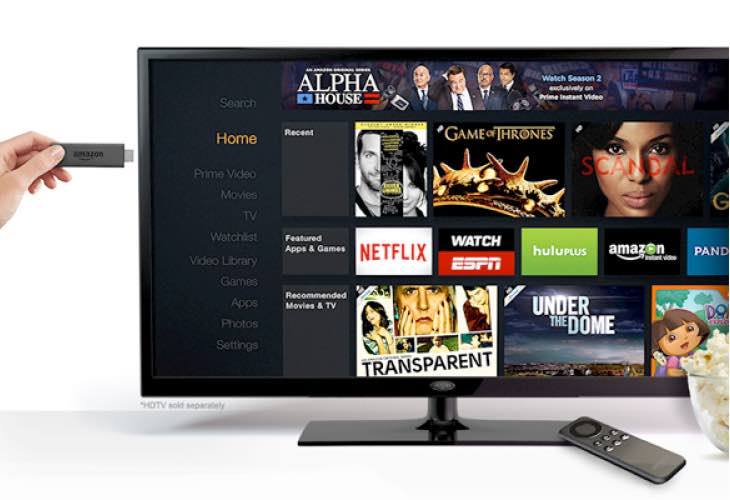 Amazon Fire TV stick vs. Roku Streaming and Chromecast price