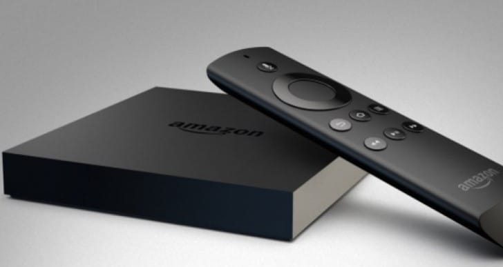 Amazon Fire TV update following Android TV
