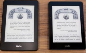 Amazon Kindle Voyage vs. Paperwhite upgrade review