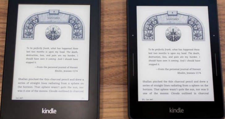 Install Kindle update on March 22 manually