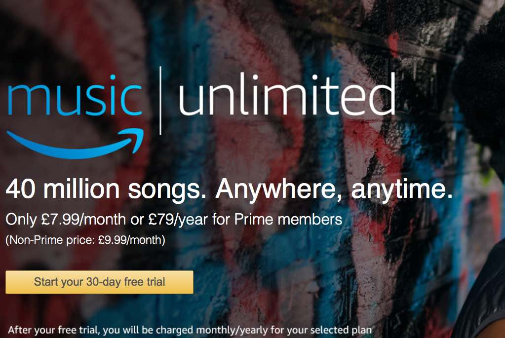 Amazon Music Uk Unlimited Family Plan Costs 15 A Month Or 149