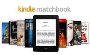 Amazon launch Kindle Matchbook, UK date MIA