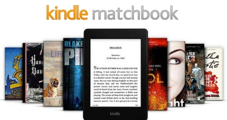 Amazon launch Kindle Matchbook, UK date MIA