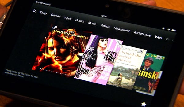 Amazon's new Kindle Fire HD disliked already
