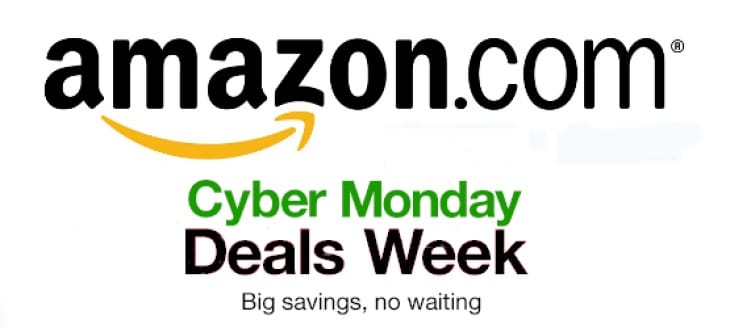 Amazon's Cyber Monday week