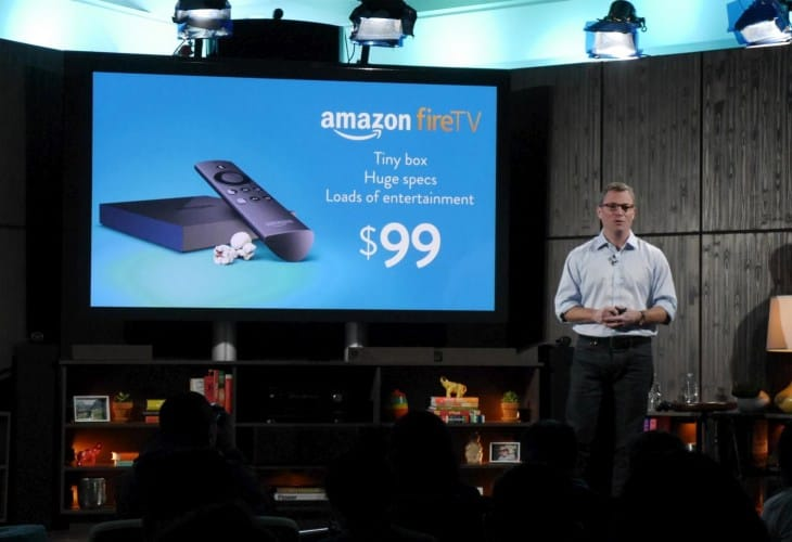 Amazon's Fire TV given inside review