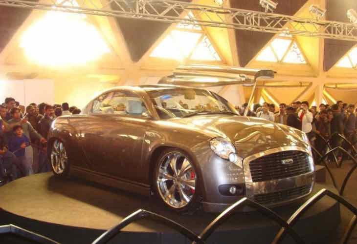 New Ambassador Car Model Release Teased In 2015 Product