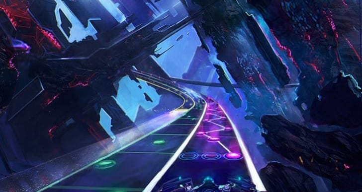 Amplitude Kickstarter exclusive on PS4, PS3