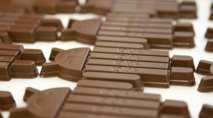 Android 4.4 KitKat features TV user experience