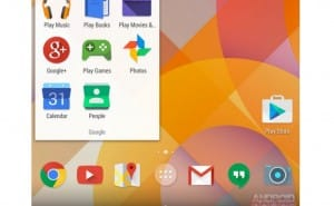 Android 4.5 preview destined for Nexus 8