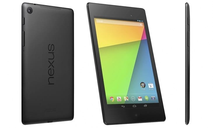 Android 5.0 update for Nexus 4, 7 located
