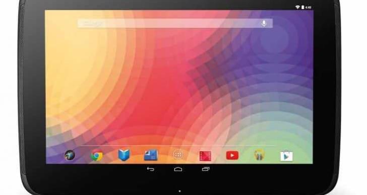 Nexus 10 OTA update live for Android 5.1 Lollipop