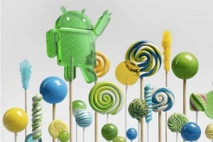 Android 5.1 device update list for early July