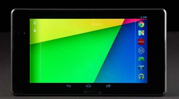 Android 5.1 to resolve slow Nexus 7 amongst other bugs