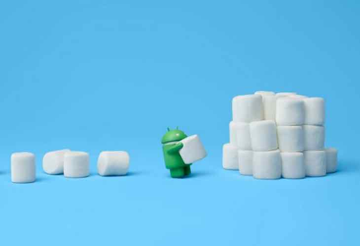Android 6.0 update roadmap
