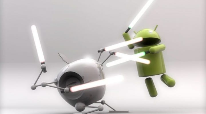 Android Device Manager vs. Find My iPhone