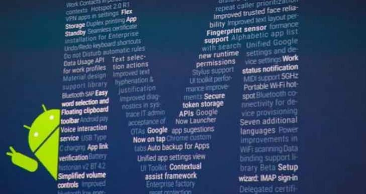 Android M public release date expectancy