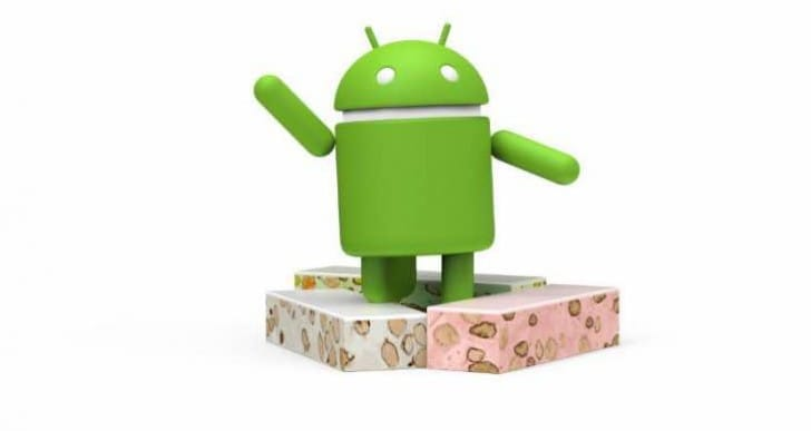 Expected Android Nougat supported devices list