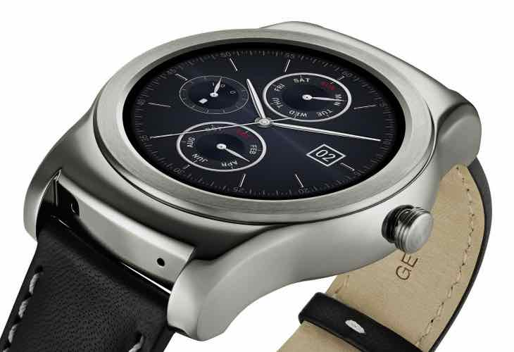 Android Wear 5.1.2 desired