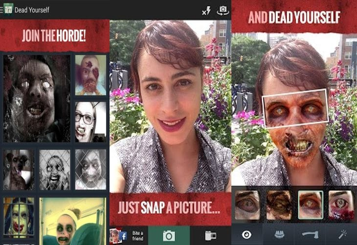 Android apps for zombie fanatics