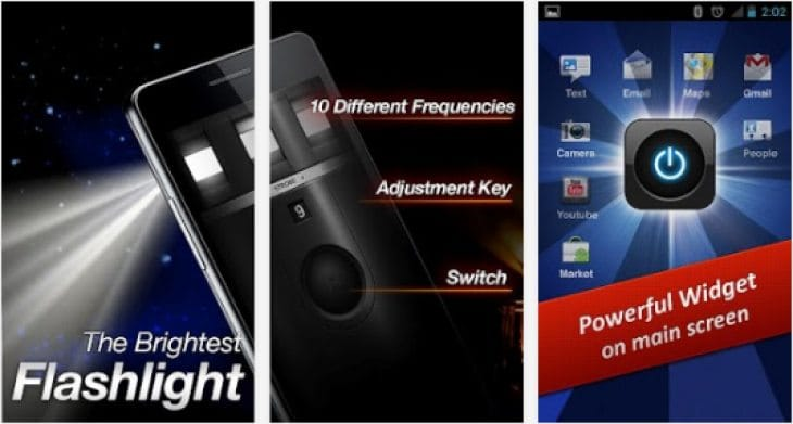Android flashlight apps