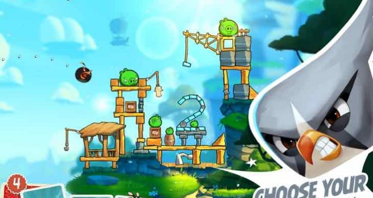 Angry Birds 2 August update needed for issues