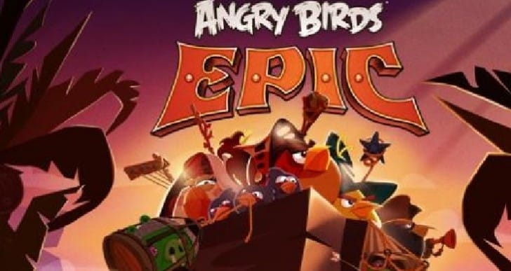 Angry Birds Epic first details revealed
