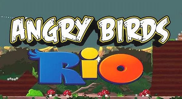 Angry Birds Rio is now 'Free App of the Week'