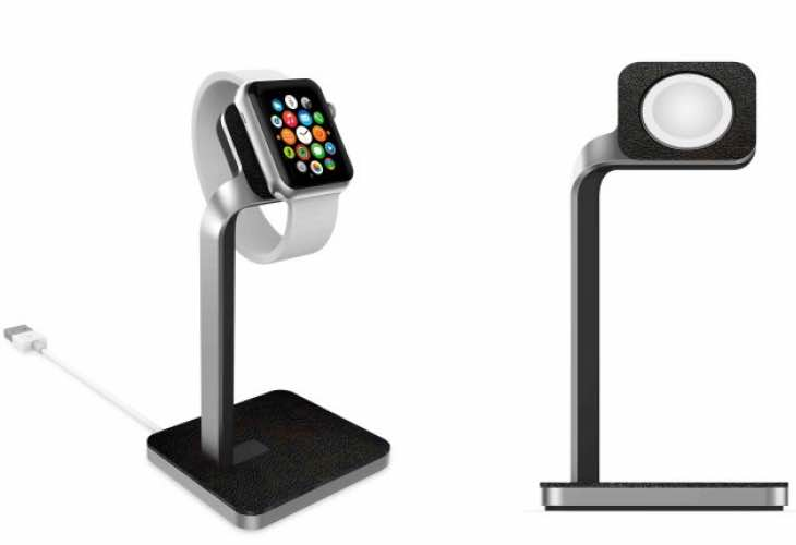 Another Apple Watch charging dock