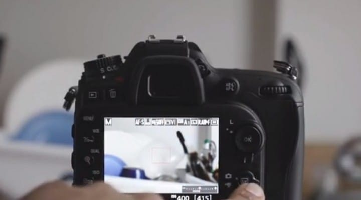 Another Nikon D7100 problem, this time with aperture