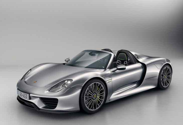 Another Porsche 918 Spyder recall