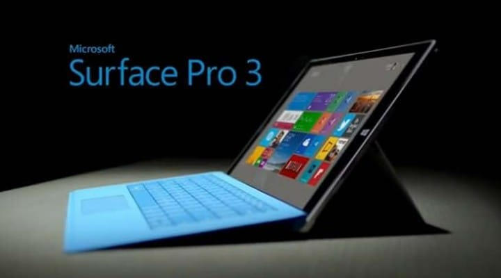 Another Surface Pro 3 price drop hints 4th-generation
